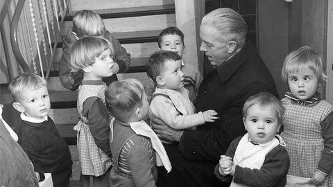 Kinder vor! 70 Jahre Vorarlberger Kinderdorf